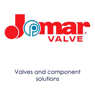 Image showing Jomar logo and products offered