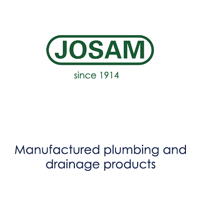 image showing Josam logo and information about their products