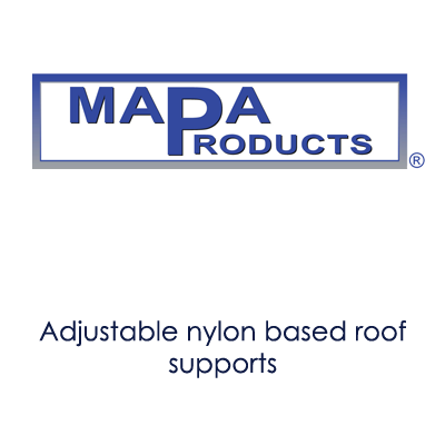image showing Mapa products logo and information about their products