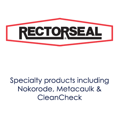 Image showing Rectorseal logo and products offered