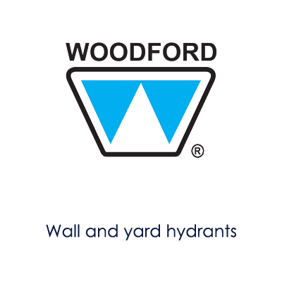 image showing Woodford logo and information about their products